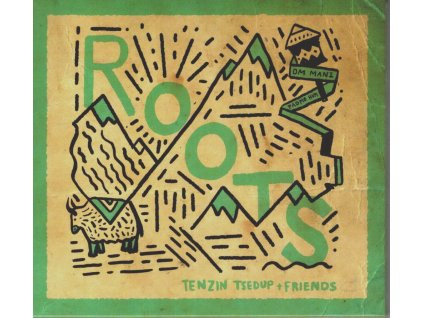 CD Roots - Tenzin Tsedup + friends