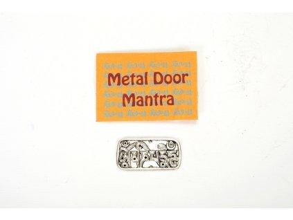 Ochranná mantra na dveře