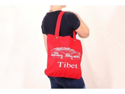 taska Tibet cervena