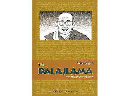 Komiks - 14. dalajlama - Príbeh človeka, Príbeh národa