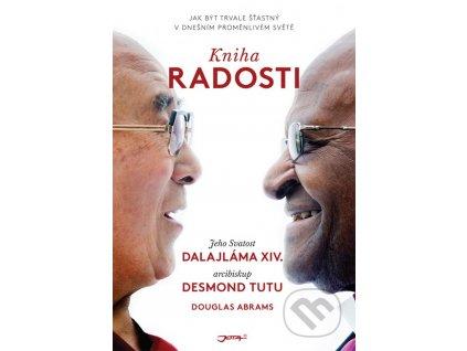Kniha radosti - JS dalajlama, Desmond Tutu, Douglas Abrams