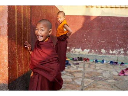 Buddhovy dcery - Ráno v klášteře