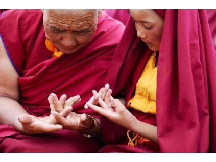 Buddhovy dcery - Učení v Zanskaru