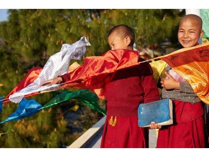 Buddhovy dcery - Lungta