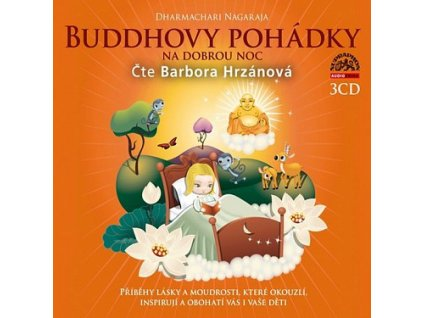 buddhovy pohadky