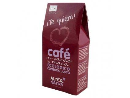 kava s macou