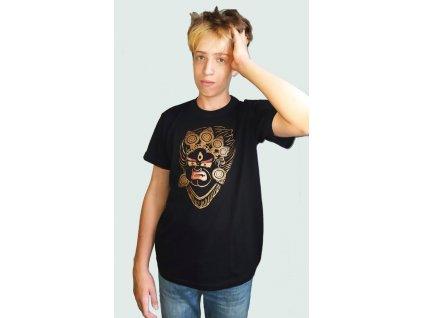 Tričko Mahakala černé