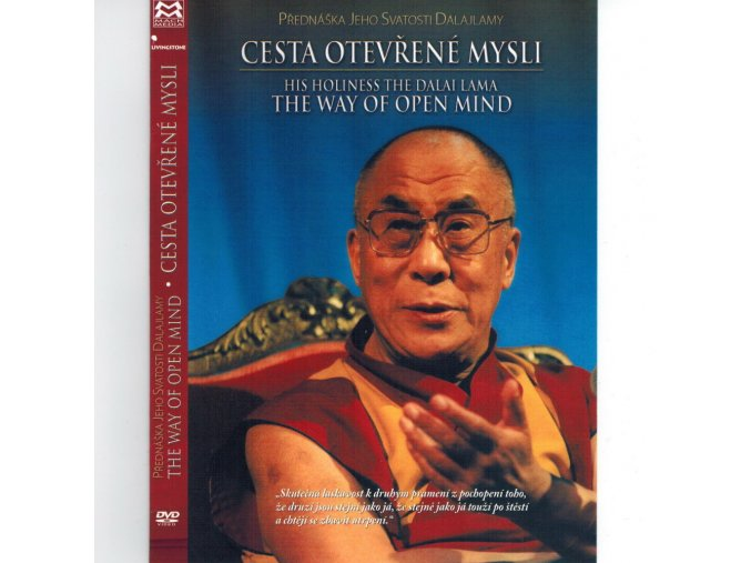 DVD Cesta otevřené mysli