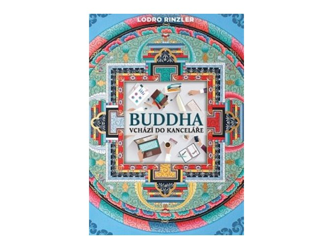 buddha vchazi do kancelare