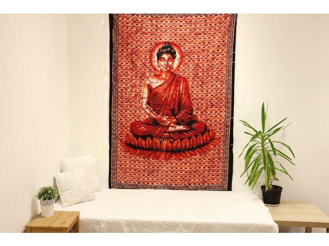 buddha v hnede