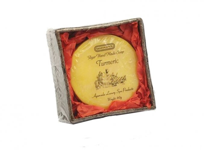 mydlo turmeric