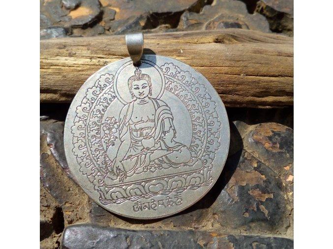 Přívěsek Buddha medicíny