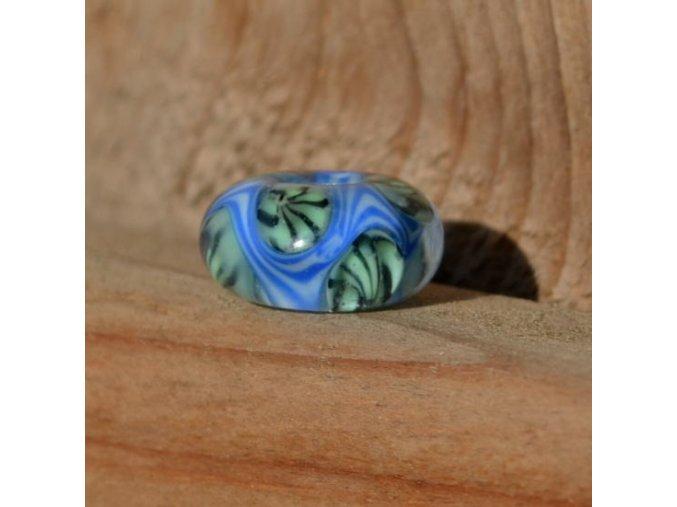 Skleněná perla kolotoč