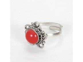 Prsten červený