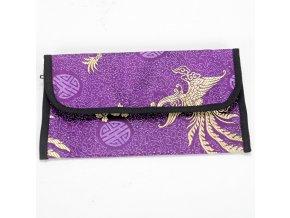 Peněženka LHAMO - tmavě fialová