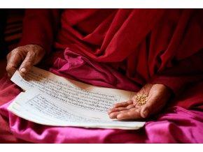 Buddhovy dcery - Rituál