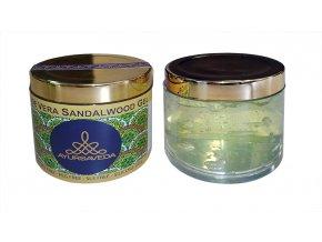 santalovy gel
