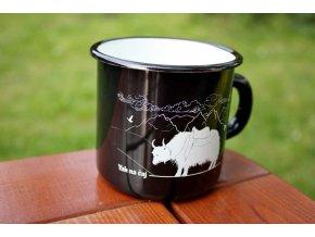 černý yak na čaj