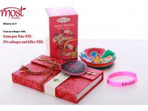 Růžový set 2