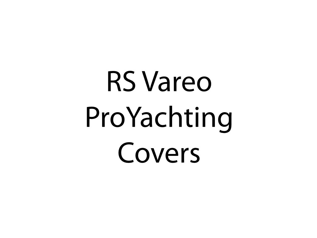 rsvareo proyachting covers perseniky