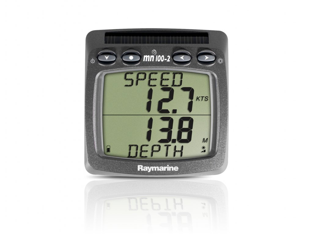 Raymarine T111-868 Tacktick MicroNet Dual Digital Display