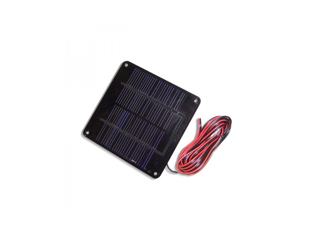 T138 Tacktick externí Solar Panel (9V - 108x108mm)