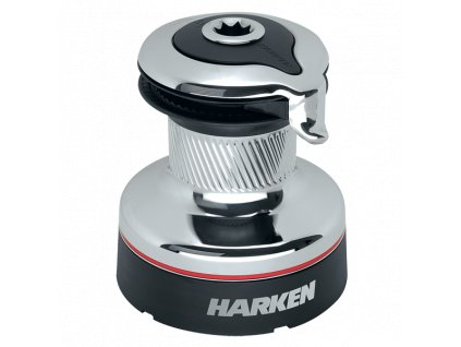 35.2STC Radial 2 Speed Chrome Self-Tailing Winch