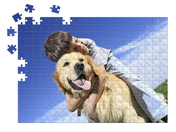 fotopuzzle 300 dílků A3