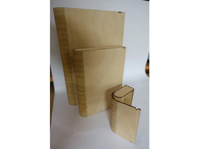 Dřevěná krabička na puzzle z fotky