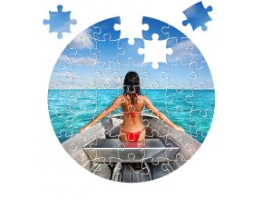 Kruh 45 puzzle 210x210