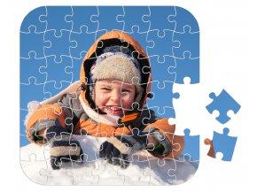 fotopuzzle čtverec 49dílků 210x210