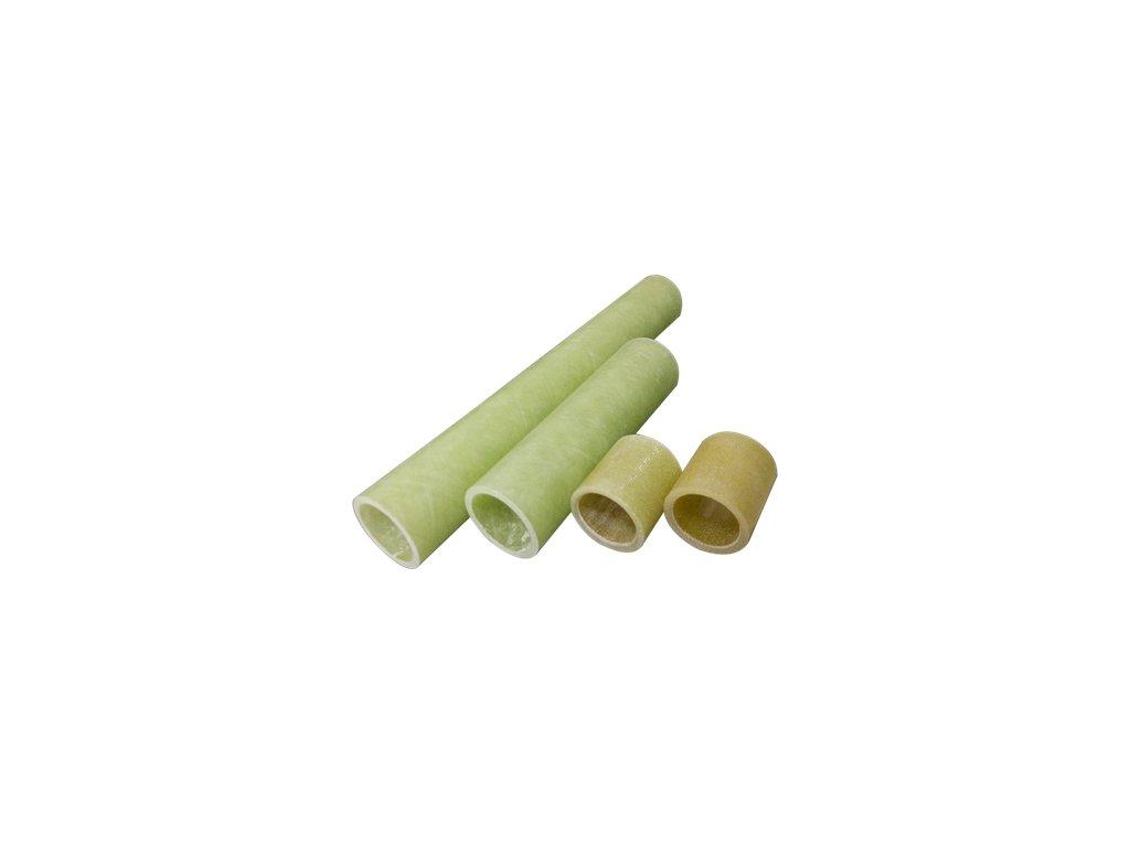 sklotextit trubka 130°C - 13/18,3x500 mm