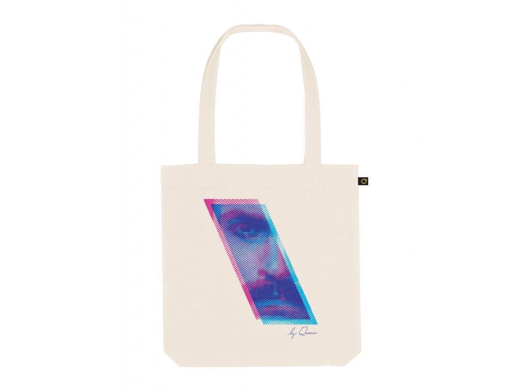 09 Tote Bag Natural Freddie sikmypruh