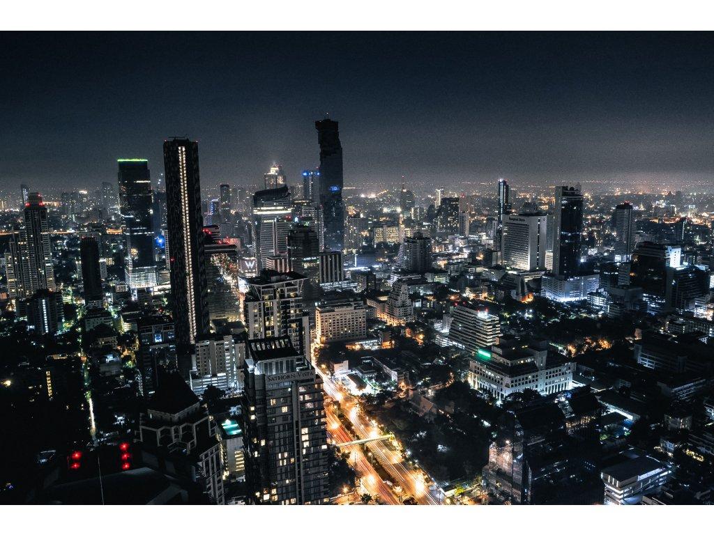 FOTOOBRAZ - Noční Bangkok