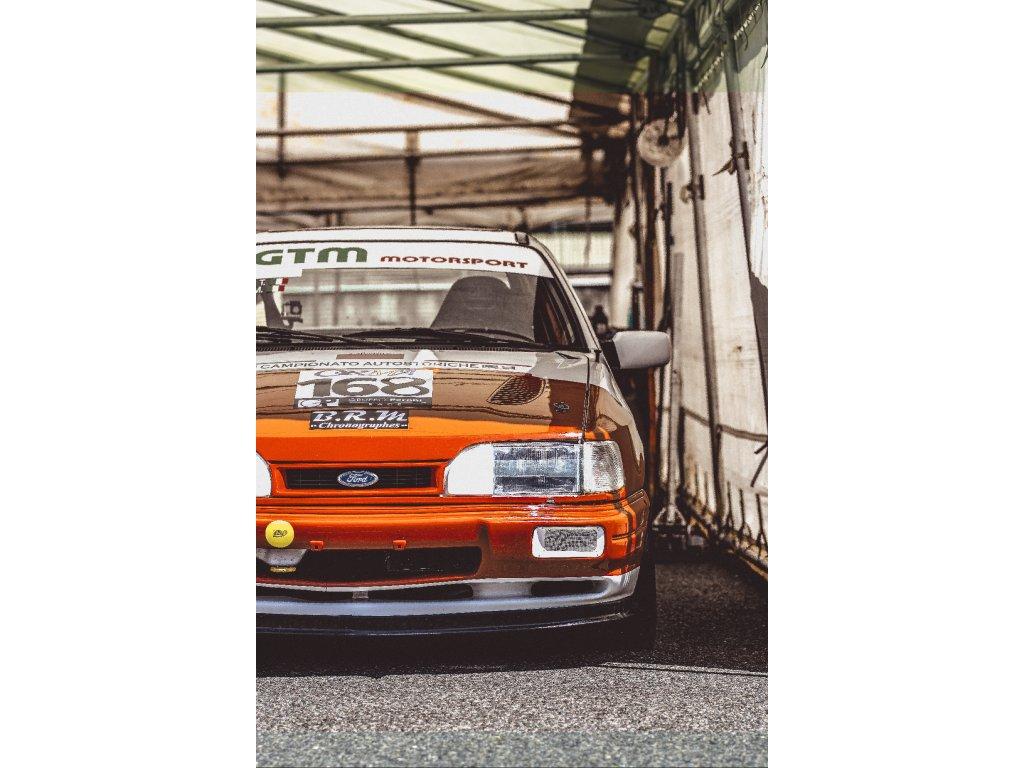 FOTOOBRAZ - Ford Sierra - Závodní klasika