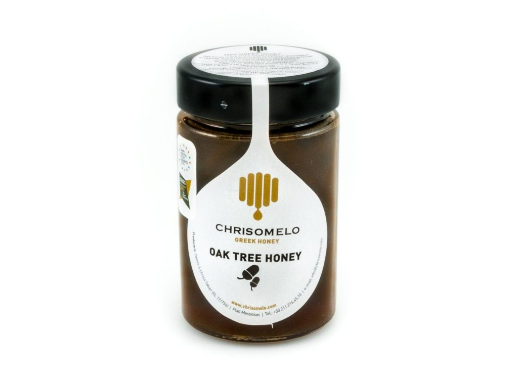 chrisomelo dubovy med