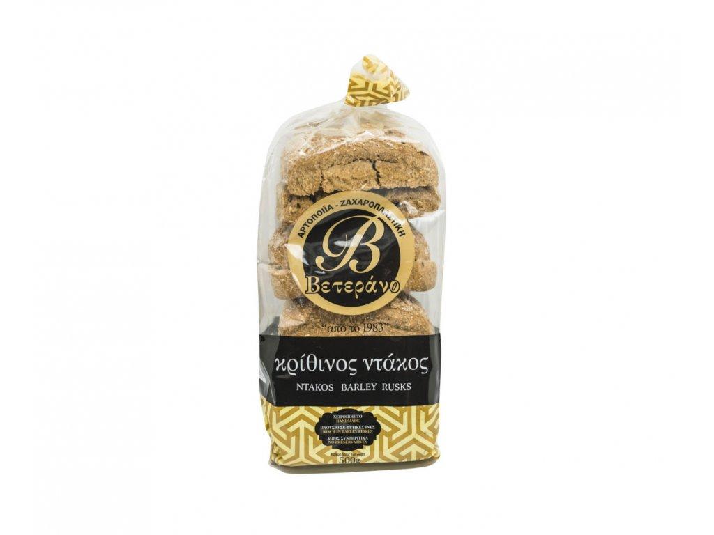 Veterano kretsky chleb Dakos 500g