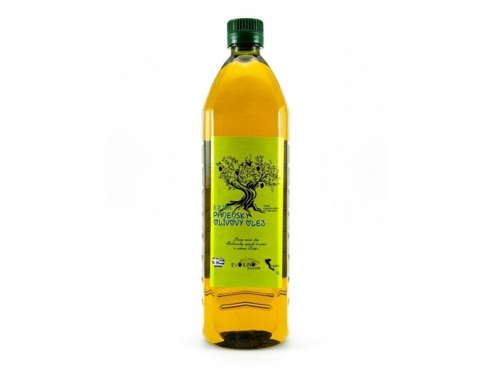 evoilino korfu extra panensky olivovy olej 1l plast