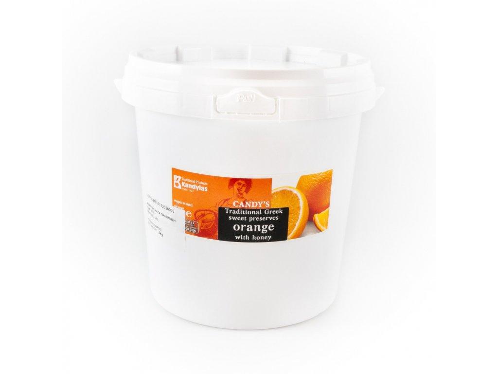 kandylas glyko koutaliou kandovany pomeranc 3kg