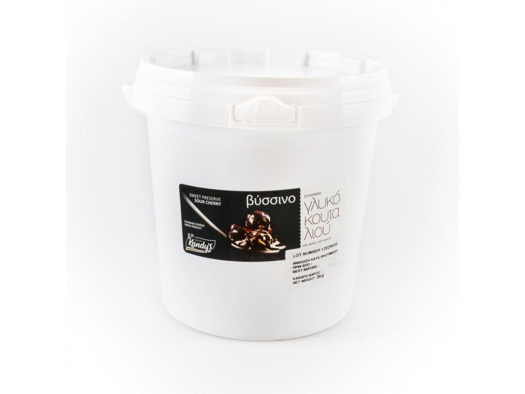 kandylas glyko koutaliou kandovana visen 3kg