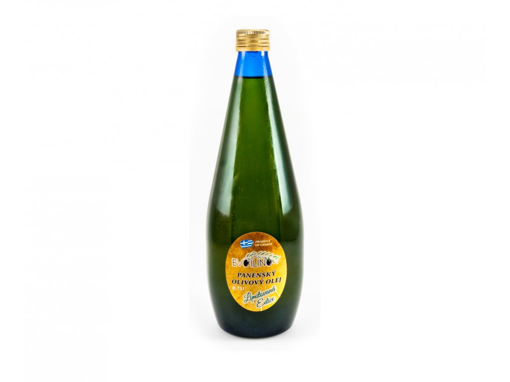 Evoilino Korfu Extra panensky olivovy olej 750ml sklo Limitovana edice