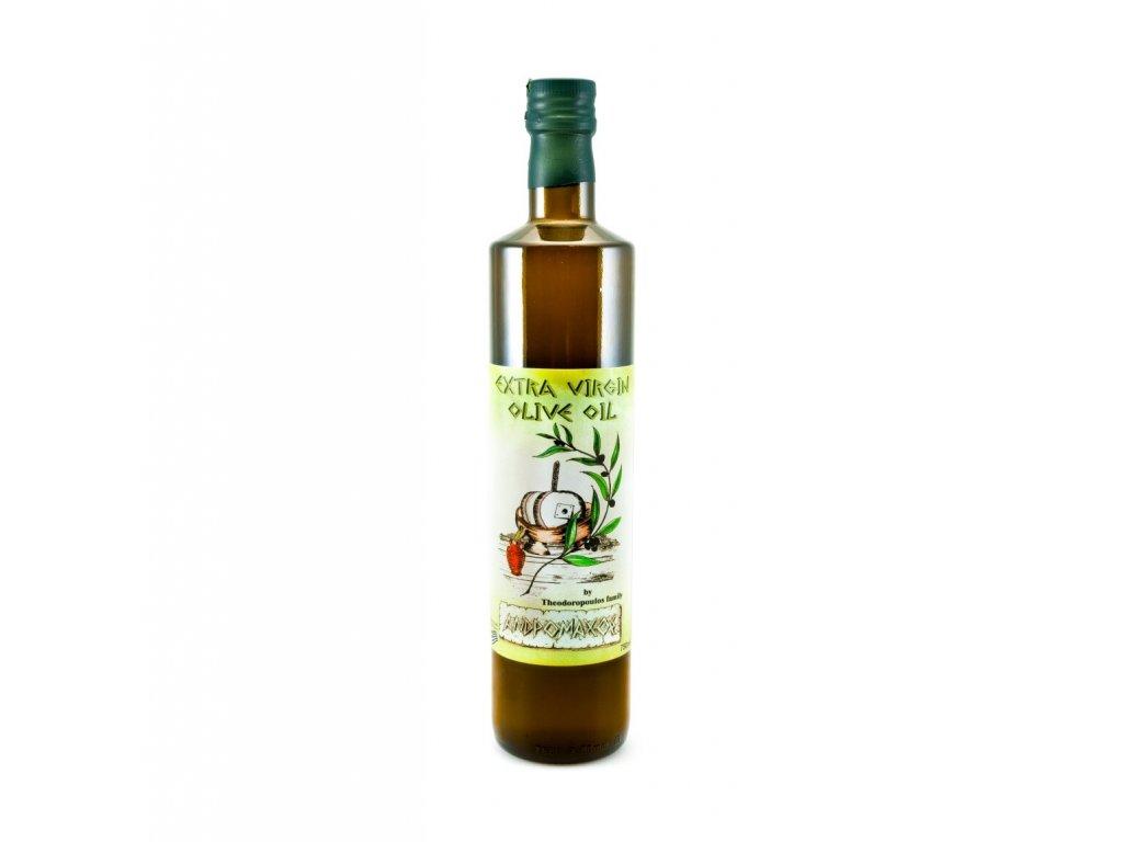 Andromachos Kyparissia Extra panensky olivovy olej 750ml sklo