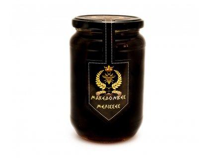 Makedonikes Melisses kastanovy med 960g