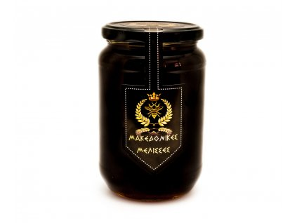 Makedonikes Melisses kastanovy med 960g (1)