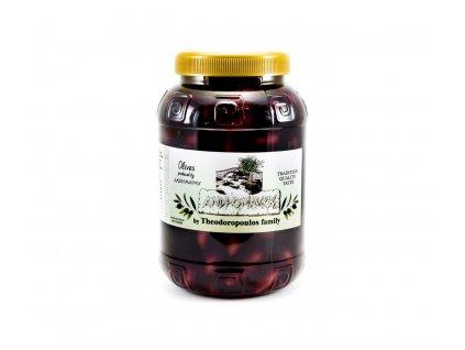 Andromachos cerne olivy Kalamata 1kg
