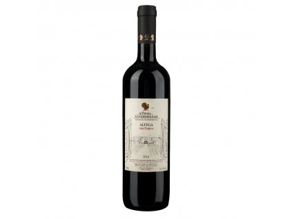 hadzimichalis cervene vino alfega erythros suche 2016 14 750ml