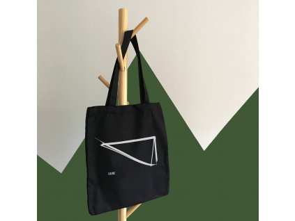 FAINE triangle BLACK