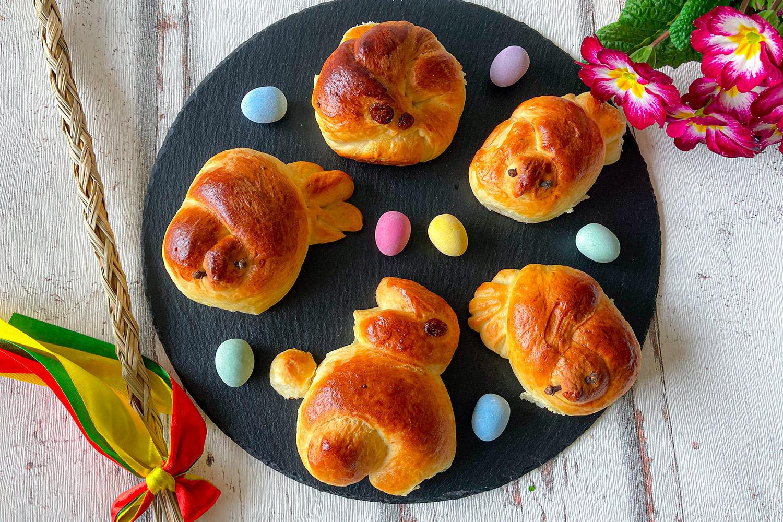 Tradiční velikonoční jidáše