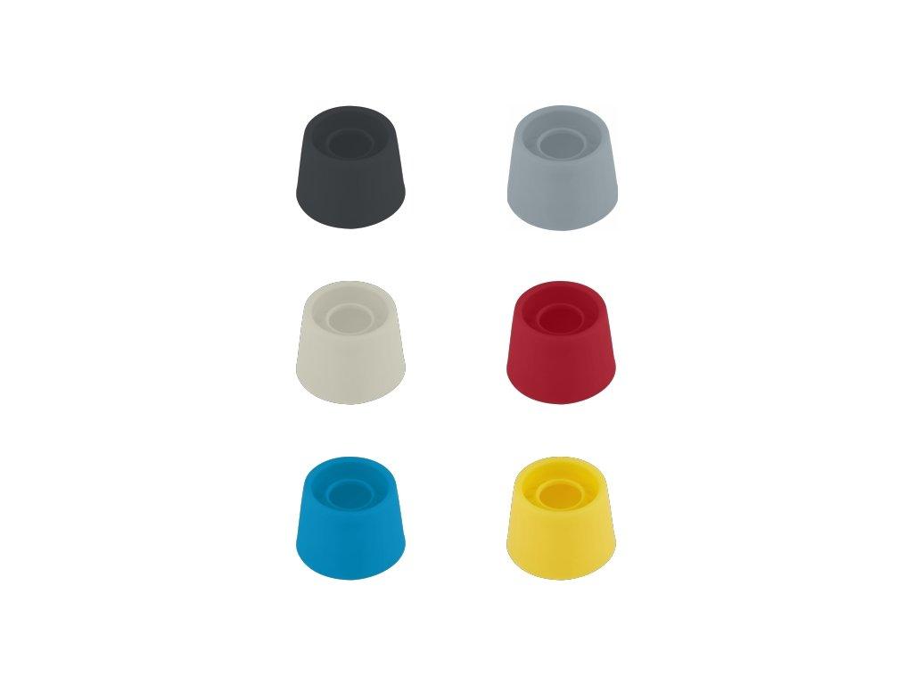 nahradní kloboučky 6x