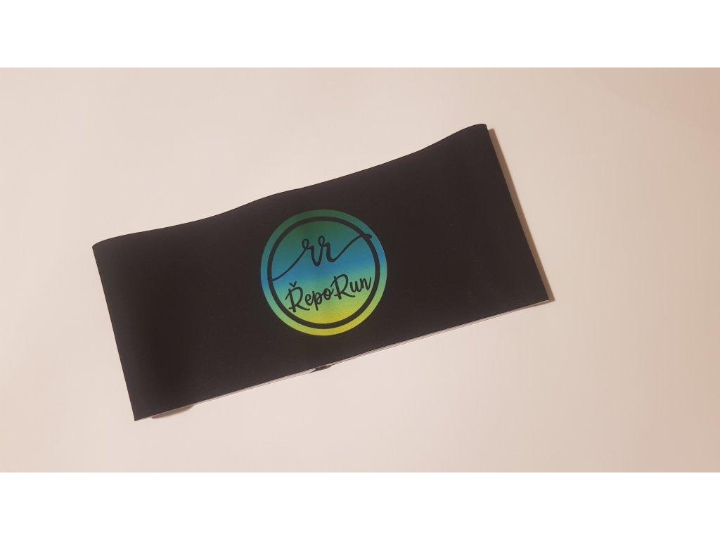 Čelenka černá Unisex